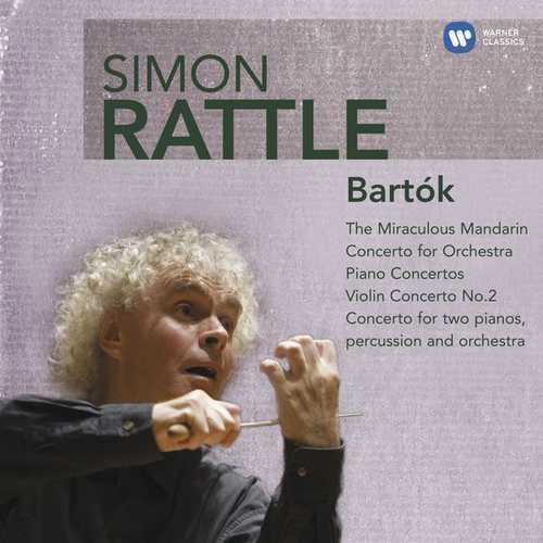 Simon Rattle Edition - Bartók (FLAC)