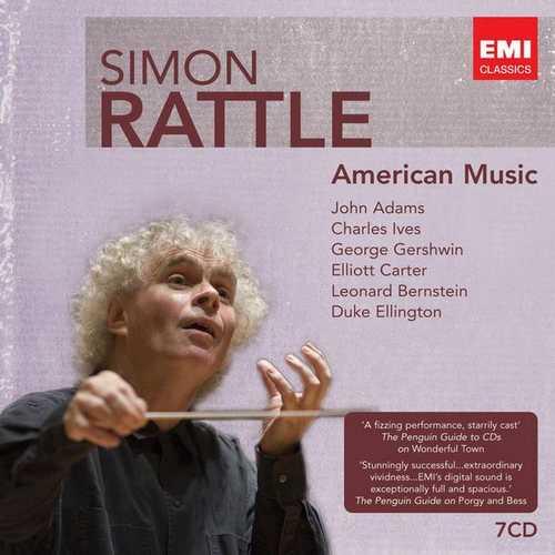 Simon Rattle Edition - American Music (FLAC)