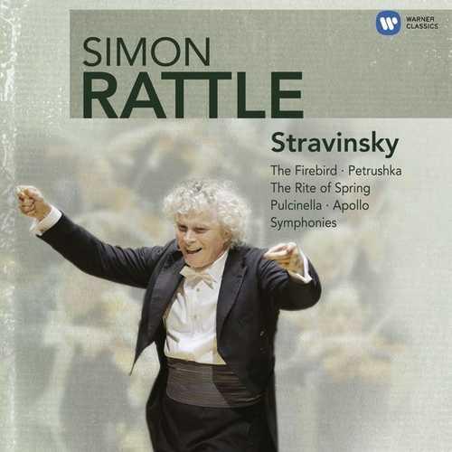 Simon Rattle Edition - Stravinsky (FLAC)