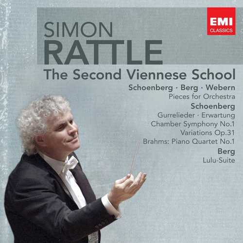 Simon Rattle Edition - The Second Viennese School (FLAC)
