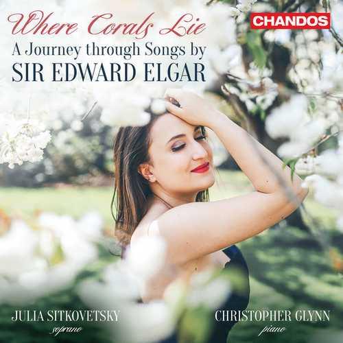Sitkovetsky, Glynn: Elgar - Where Corals Lie (24/96 FLAC)