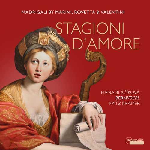 Stagioni d'amore: Madrigali by Marini, Rovetta & Valentini (24/96 FLAC)