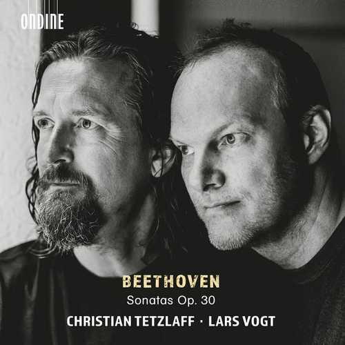 Tetzlaff, Vogt: Beethoven - Sonatas op.30 (24/96 FLAC)