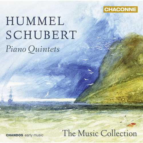 The Music Collection: Hummel, Schubert - Piano Quintets (FLAC)