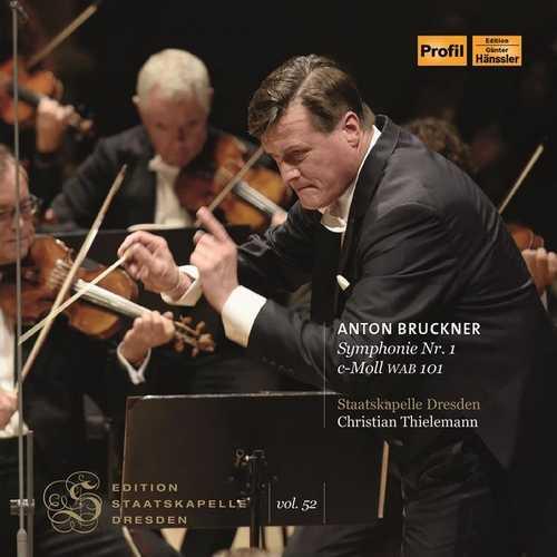 Thielemann: Bruckner - Symphony no.1 (24/96 FLAC)