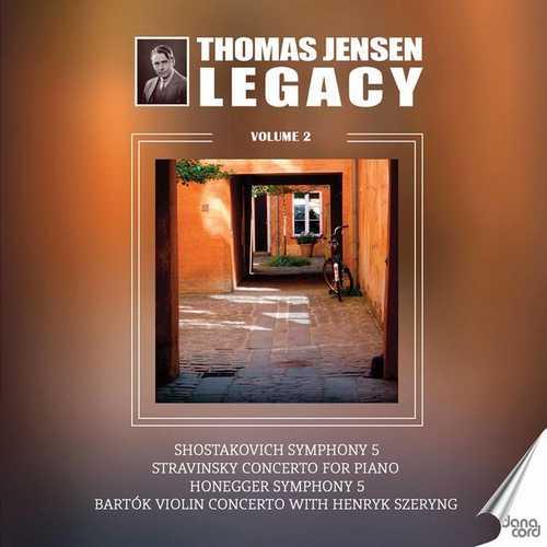 Thomas Jensen Legacy vol.2 (FLAC)