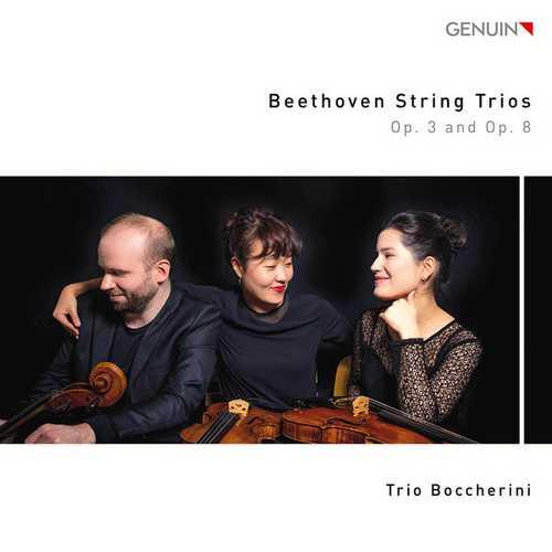 Trio Boccherini: Beethoven - String Trios (24/96 FLAC)