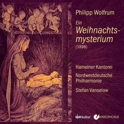 Vanselow: Wolfrum - Ein Weihnachts-Mysterium (FLAC)