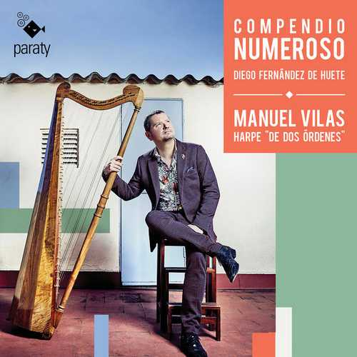 Manuel Vilas: Huete - Compendio Numeroso (24/48 FLAC)