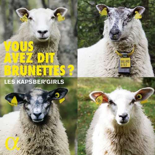 Les Kapsber'girls - Vous avez dit Brunettes? (24/96 FLAC)