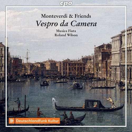 Wörner: Monteverdi and Friends - Vespro da Camera (FLAC)