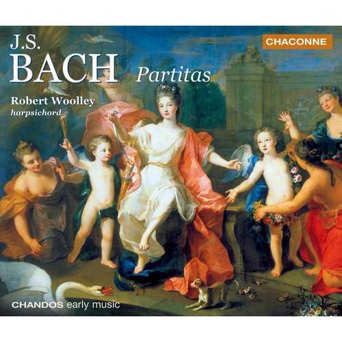 Woolley: Bach - Partitas (FLAC)