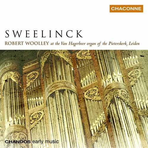 Woolley: Sweelinck - Keyboard Works vol.1 (FLAC)