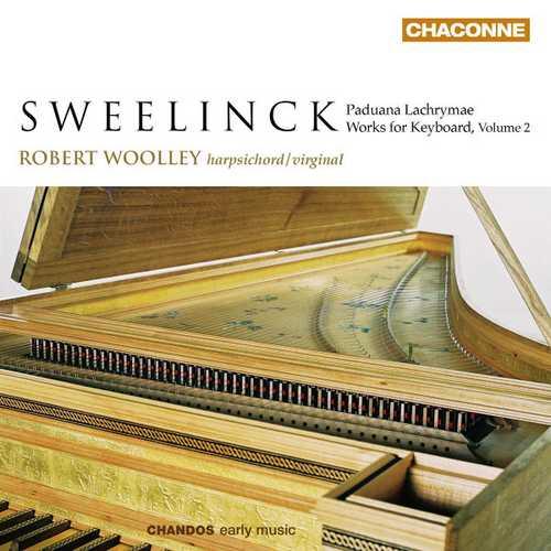 Woolley: Sweelinck - Keyboard Works vol.2 (FLAC)