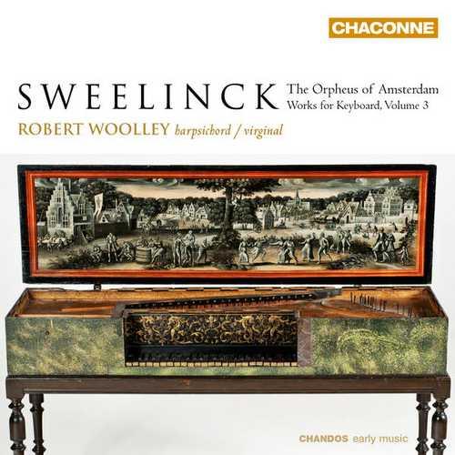 Woolley: Sweelinck - Keyboard Works vol.3 (FLAC)