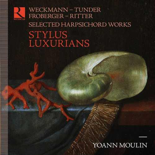 Yoann Moulin - Stylus Luxurians (24/96 FLAC)