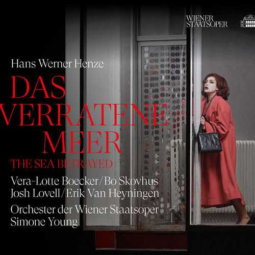 Young: Henze - Das Verratene Meer. The Sea Betrayed (FLAC)