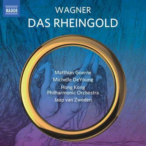 Zweden: Wagner - Das Rheingold (24/96 FLAC)
