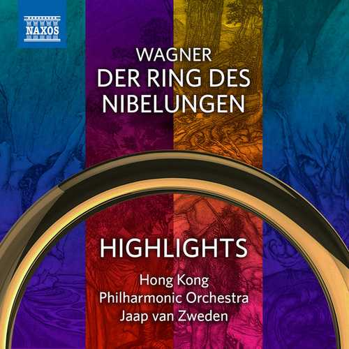 Zweden: Wagner - Der Ring des Nibelungen. Highlights (24/96 FLAC)