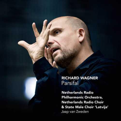 Zweden: Wagner - Parsifal (24/96 FLAC)