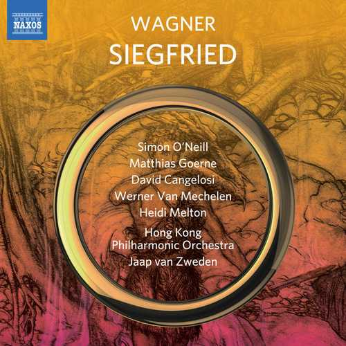 Zweden: Wagner - Siegfried (24/96 FLAC)